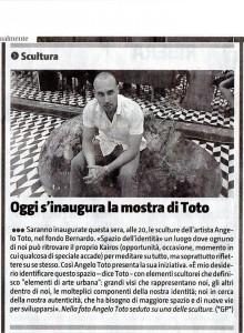 giornale di sicilia, angelo toto