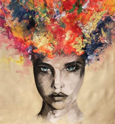 2020 - Woman brain
